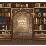 Bookstores Libraries and Archives in the Digital Age
